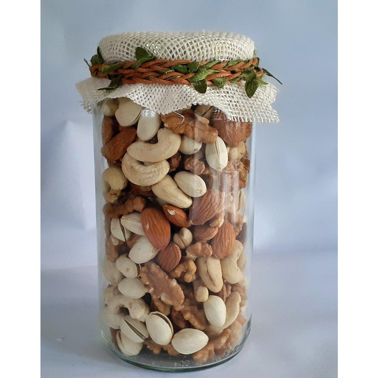 Festive Mixed Nuts(6128916267181)