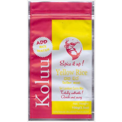 Yellow rice mix(4460760465450)