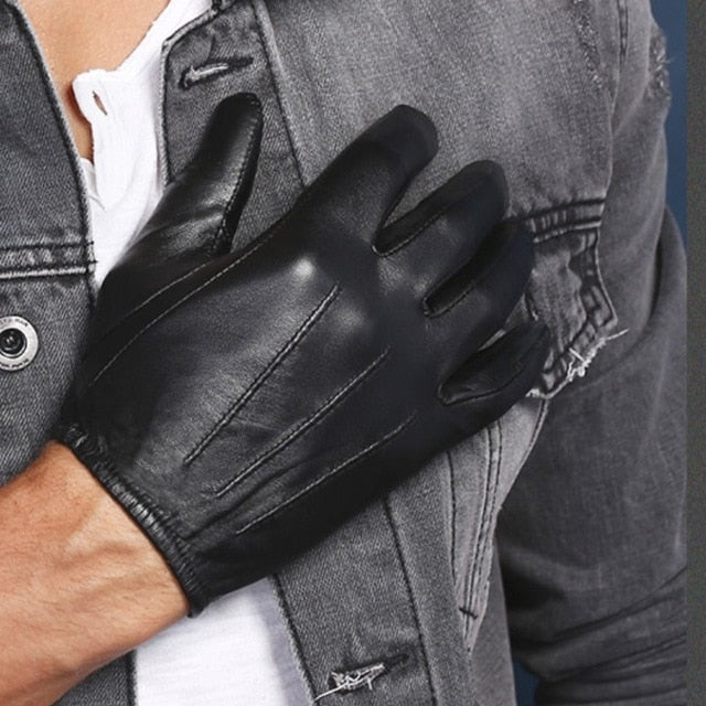 Prime Classic Men's Police UNlined Gloves
