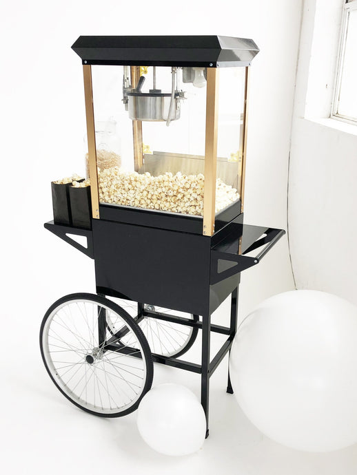 Popcorn Maker - The Setup