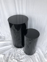 Load image into Gallery viewer, Stand Up Black Plinth - Set of 2 - The Setup