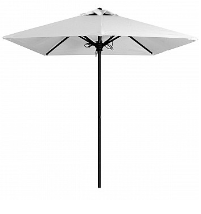 Umbrella 2m White - The Setup