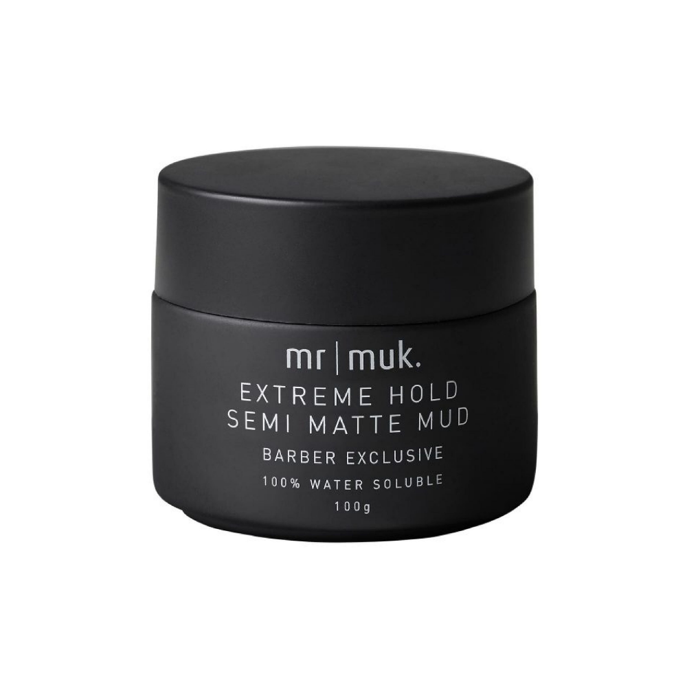 Mr Muk Extreme Hold Semi Matte Mud