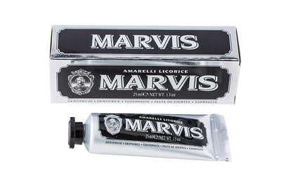 MARVIS TOOTHPASTE AMARELLI LICORICE 25ml