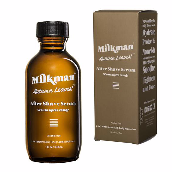 Milkman After Shave Serum - Autumn Leaves 100ml