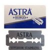 Astra Super Stainless Double Edge Razor Blades