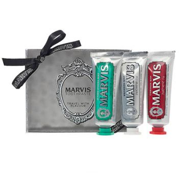 Marvis 3 Flavour Travel Gift Pack