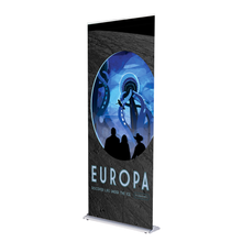 "Load image into Gallery viewer, Retractable Banner - 36""x78"" (Single Sided)"
