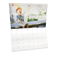 "Load image into Gallery viewer, Large Wall Calendars (11""x8.5"""")"