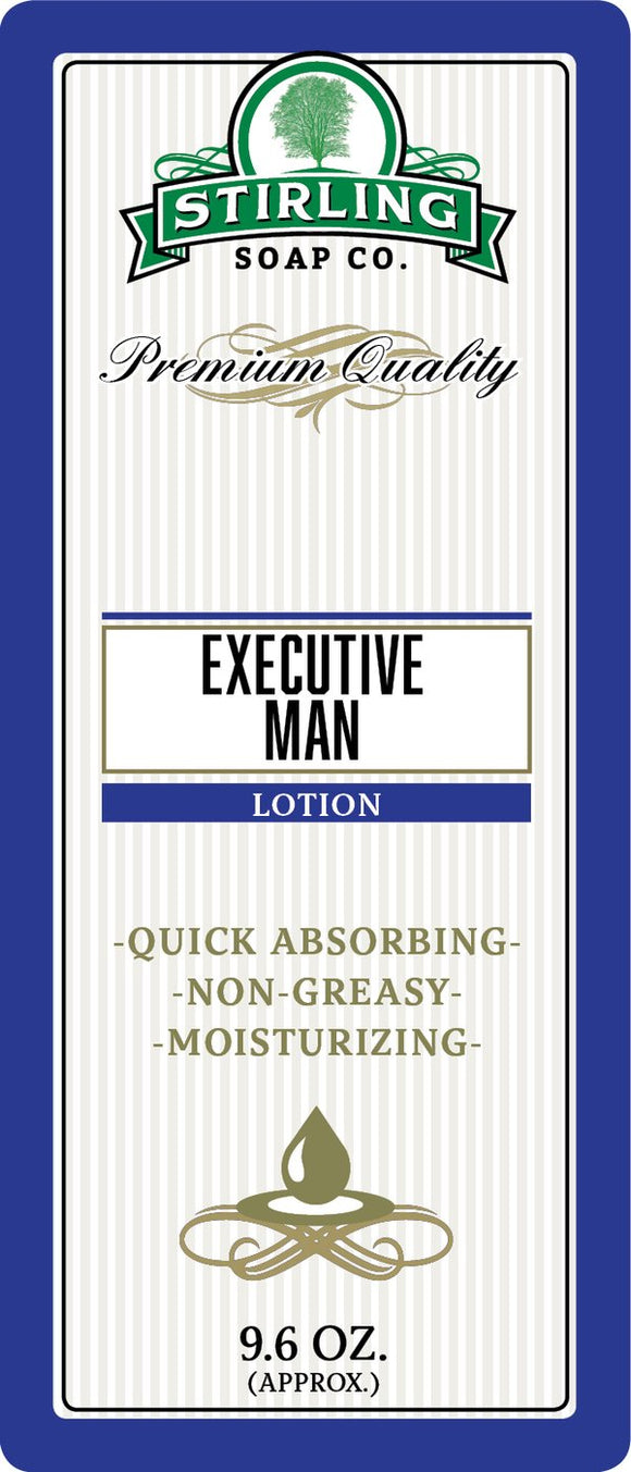 Stirling Executive Man Lotion