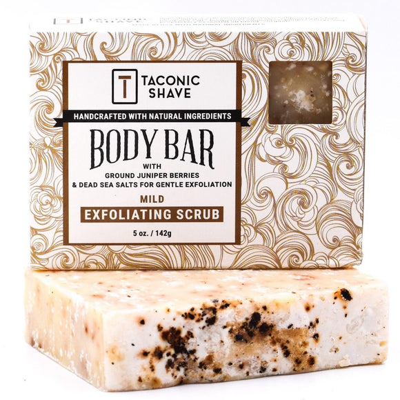 Taconic Body Bar Exfoliating Scrub