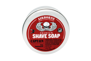 AIRBORNE CAPTAIN Shave Soap