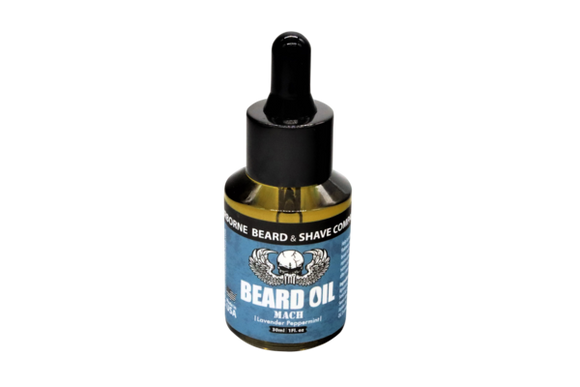 AIRBORNE MACH Beard Oil