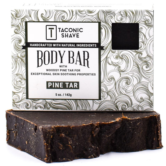 Taconic Body Bar Pine Tar