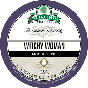 Stirling Witchy Woman Body Butter