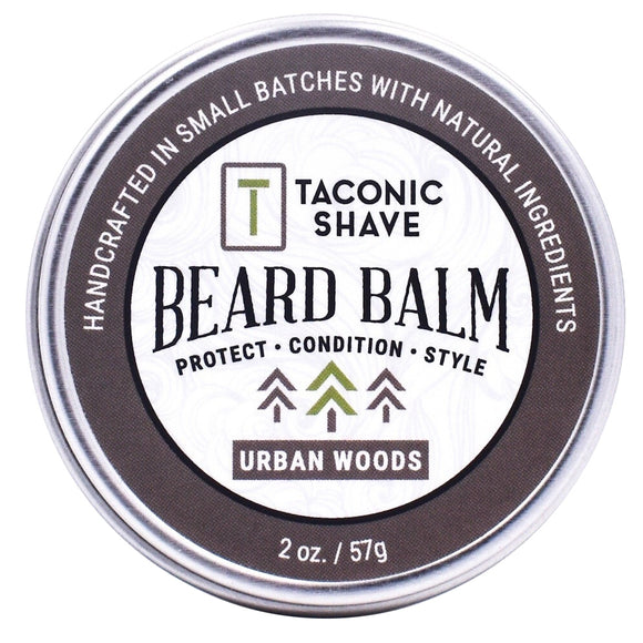 Taconic Beard Balm Urban Woods