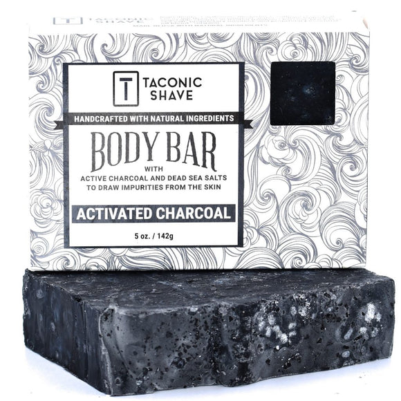 Taconic Body Bar Activated Charcoal