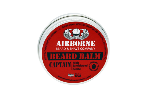 AIRBORNE CAPTAIN Beard Oil