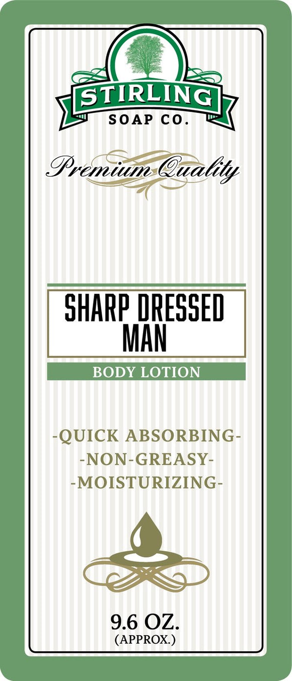 Stirling Body Lotion Sharp Dressed Man