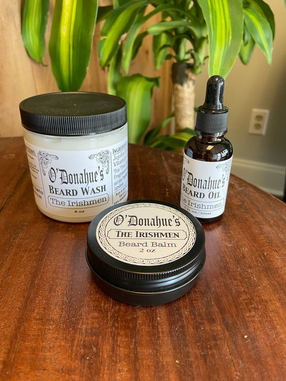 O'Donahue's Beard Care Set