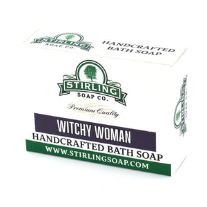 Stirling Body Soap witchy Woman