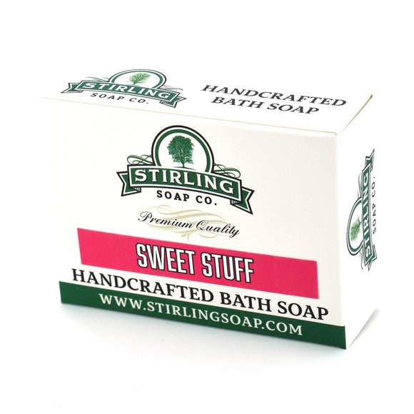 Stirling Body Soap Sweet Stuff