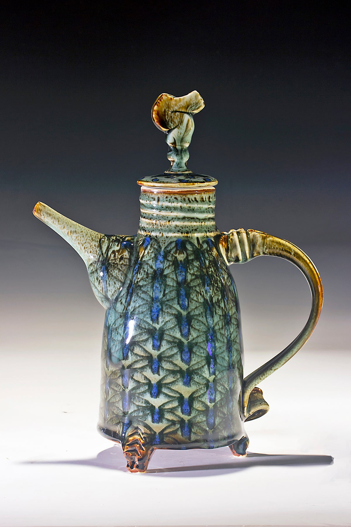 "Little Teapot  11.25"" X 8.75"" X 4.5"""
