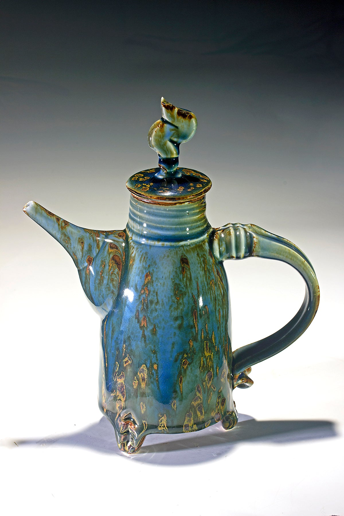"Little Teapot  10.25 "" X 8.25"" X 4"""