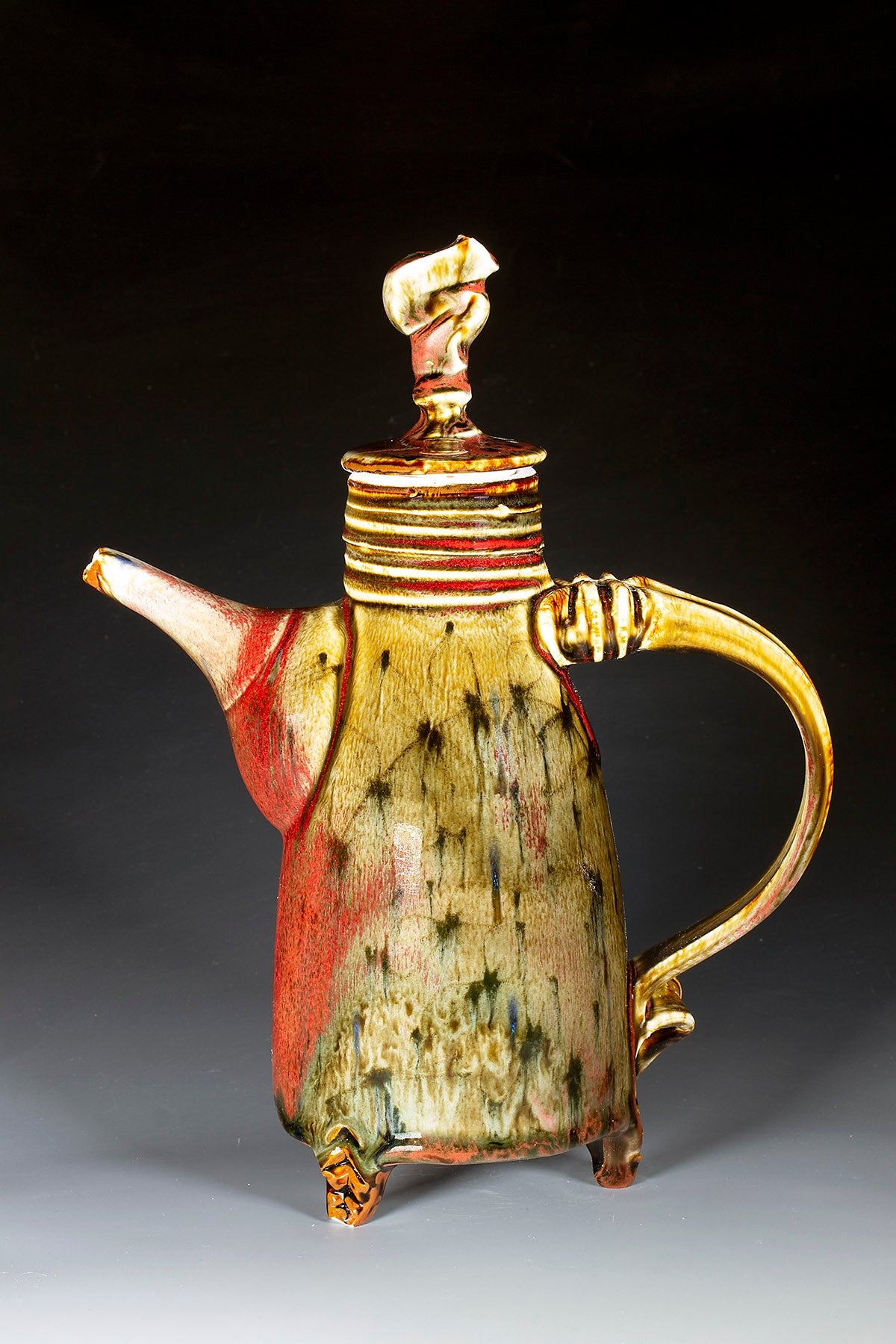 "Little Teapot  10.75"" X8.25"" X4"""