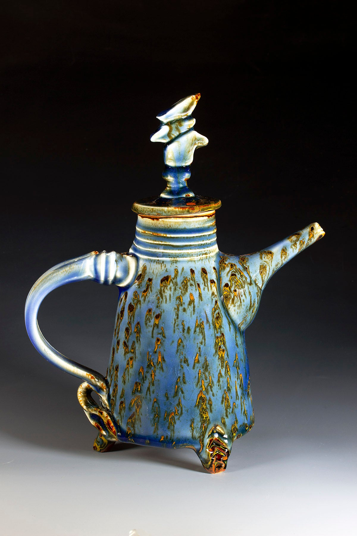 "Little Teapot  10"" X 8"" X 4.5"""