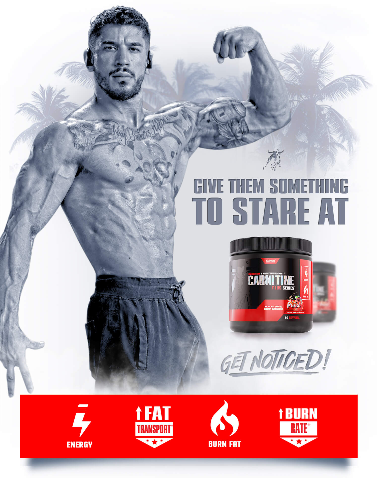Carnitine Plus - Betancourt Nutrition - Weight Management
