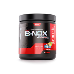 B-NOX RIPPED <br> PRE-WORKOUT THERMOGENIC ACTIVATOR