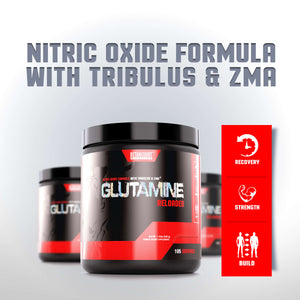 GLUTAMINE <br> MUSCLE RECOVERY