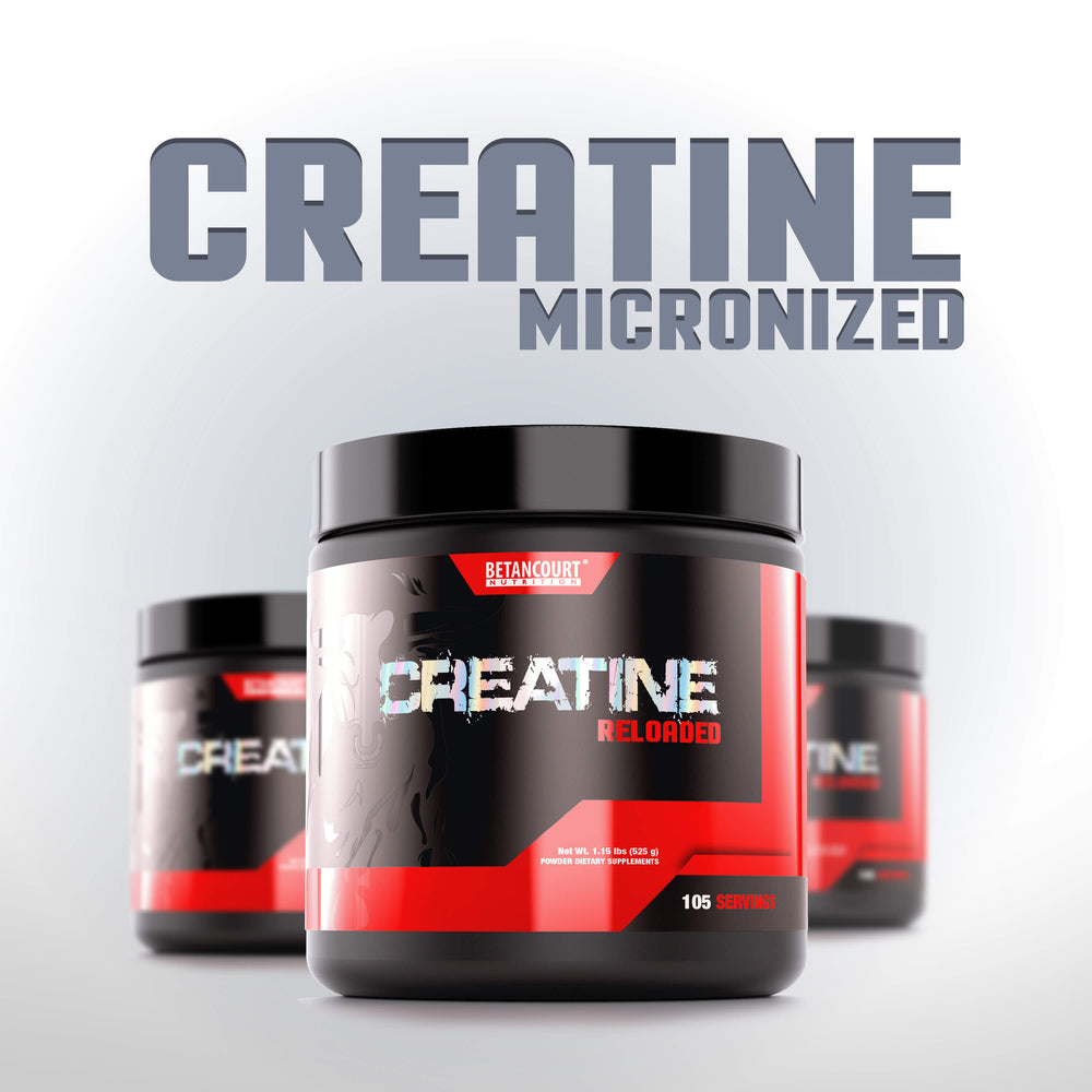 CREATINE <br> MUSCLE ENDURANCE
