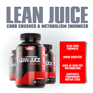 Load image into Gallery viewer, LEAN JUICE <br> CARB CRUSHER & METABOLISM ENHANCER