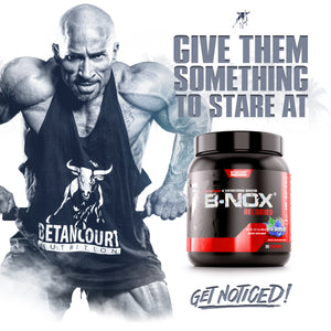B-NOX RELOADED <br> PRE-WORKOUT & TESTOSTERONE BOOSTER