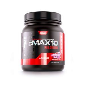 Load image into Gallery viewer, CMAX-10 RELOADED <br> INTRA/POST-WORKOUT + CREATINE CELL VOLUMIZER