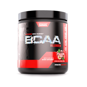 BCAA PLUS <br> INTRA WORKOUT MUSCLE VOLUMIZER