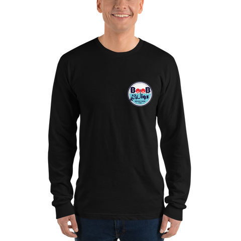 Long sleeve Boobjigs t-shirt