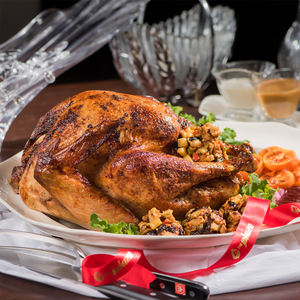 Whole Roast Turkey - The Plaza Catering