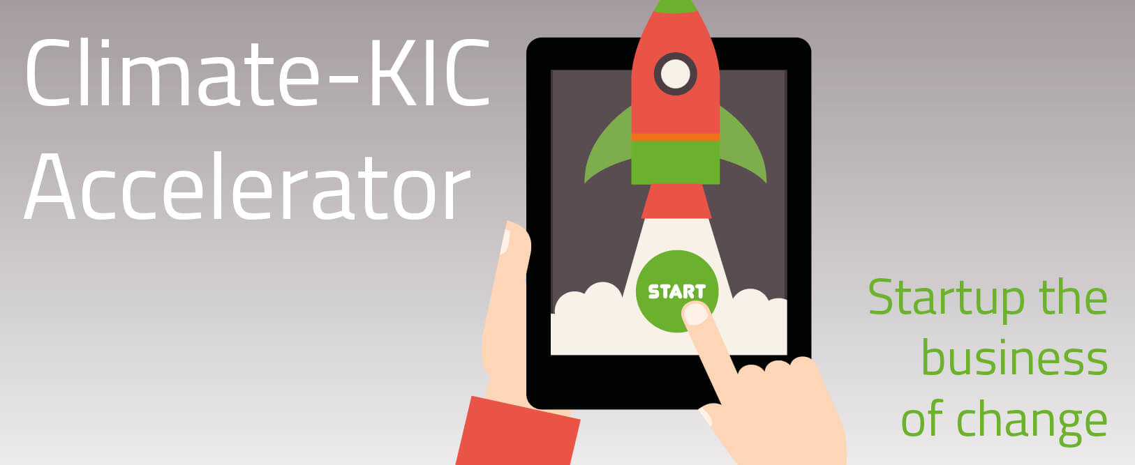 Kollect have been awarded Climate-KIC Accelerator funding for the breakthrough idea to help counter climate change