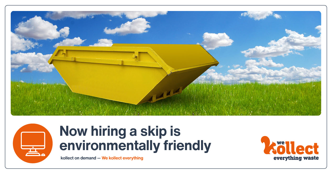How Hiring a Skip is Environmentally Friendly