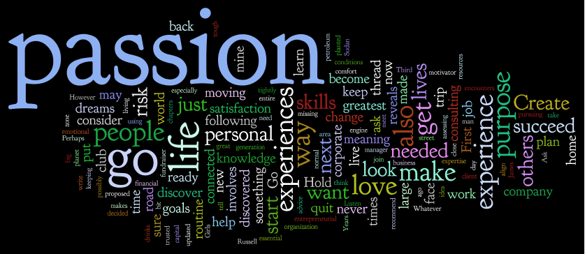 Passion and Purpose - What does Kollect Passion look like?