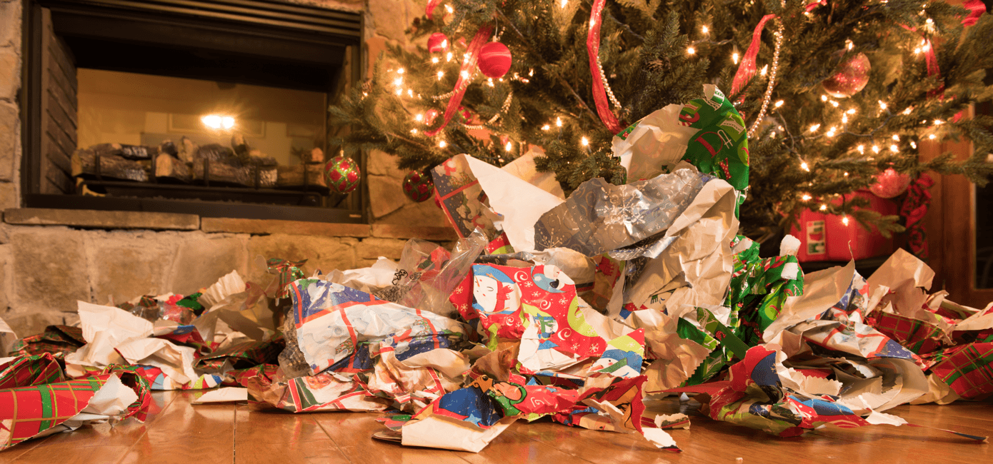 4 Genius Ways to Tackle the Christmas Clutter