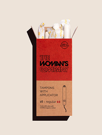 Tampons with Applicator