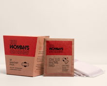 Load image into Gallery viewer, Biodegradable Sanitary Pads by The Woman's Company