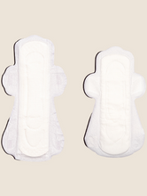 Load image into Gallery viewer, Cotton Sanitary Pads for Day & Night Comfort