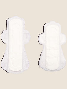 Cotton Sanitary Pads for Day & Night Comfort