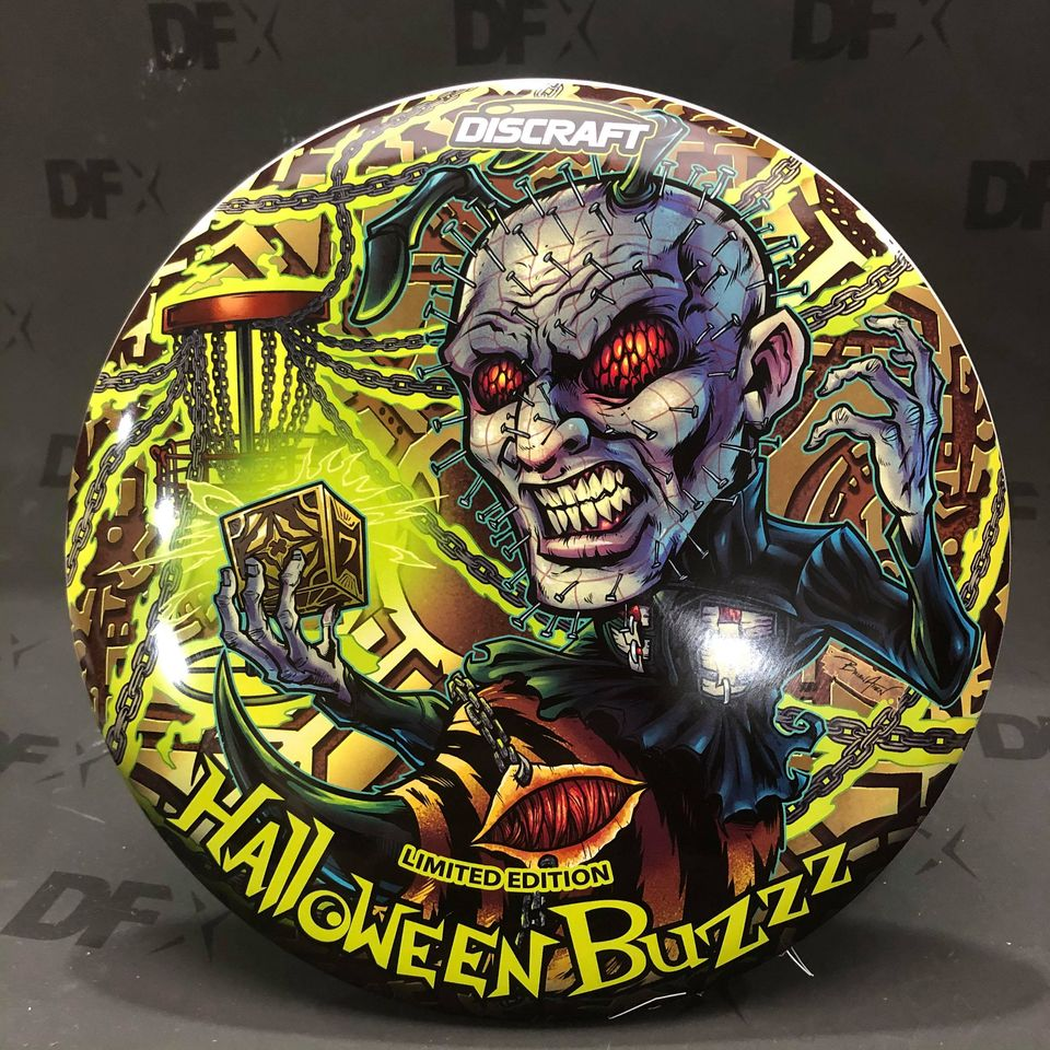 Discraft Supercolor Buzzz - 2020 Halloween Limited Edition