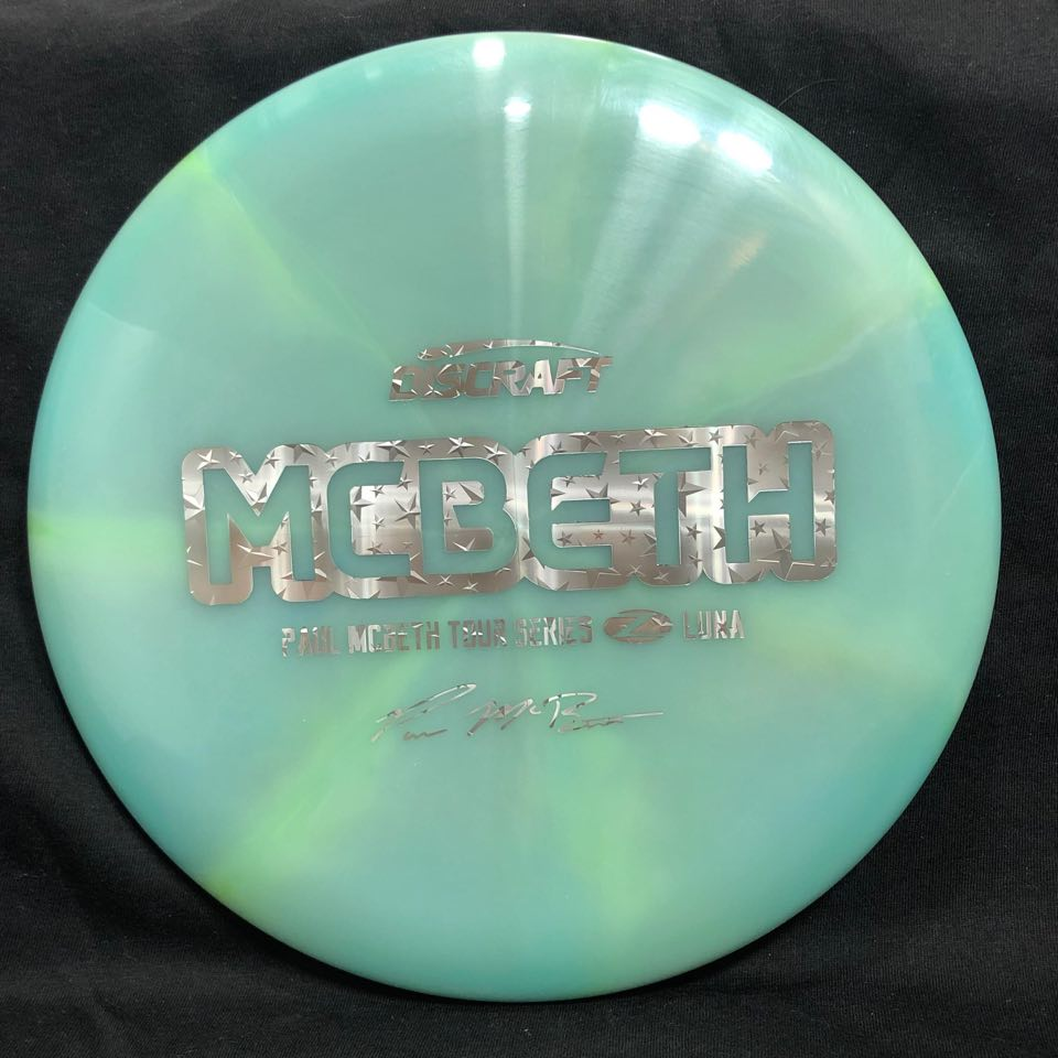 Discraft Luna - Paul McBeth Tour Series
